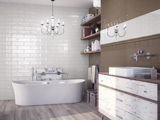 Bathroom Tile   A Large Selection Of Porcelain, Ceramic, And Stone In All  Sizes And Textures For Your Bathroom. We Deal With Importers From Spain,  Italy, ...